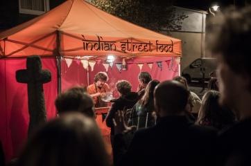 Community Dinner, Salvador Thali - photo credit A.Tixiliski