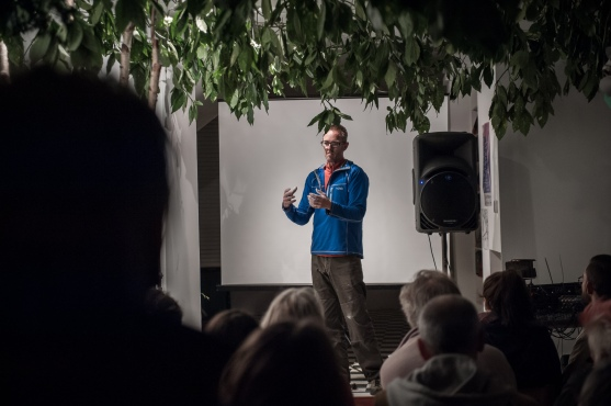 Garden Talks, Andy Whall - photo credit A.Tixiliski