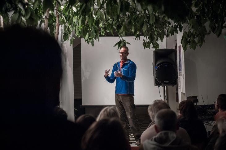 Garden Talks, Andy Whall - photo credit A.Tixiliski