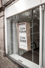 Conform, Consume, Stuart Robinson - photo credit A.Tixiliski