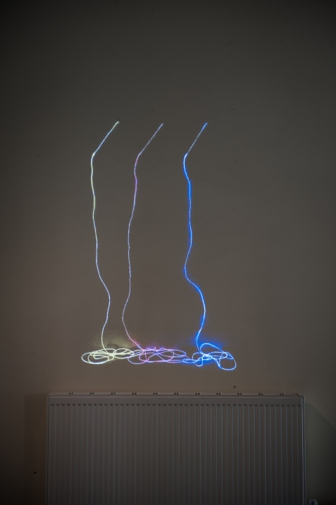 Electroluminscentwire.gif (People Like Flashy Things), William Thomas - photo credit A.Tixiliski